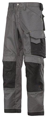 Snickers DuraTwill Hose, navy Gr. 46 Muted Black-schwarz