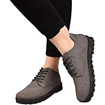 2018 Moda Otoño Invierno Zapatos Mujer con Cordones Mujer Martin Botas de Alto talón Botines Altos