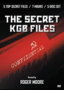The Secret KGB Files [DVD]