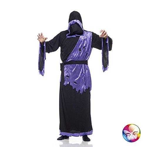 e Kostüm Herr der Finsternis–Erwachsene (Herr Der Finsternis-kostüm)