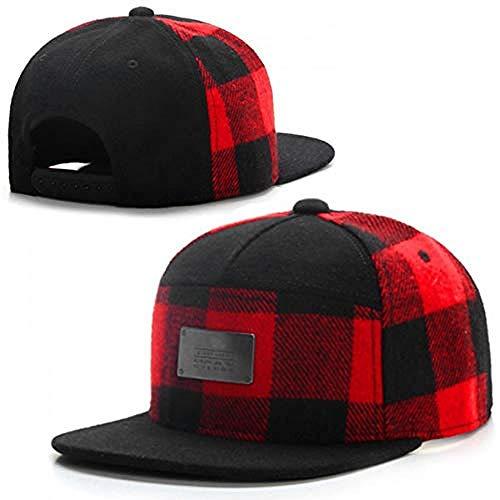 DWcamellia Hut Camouflage Hip Hop Hat Herren S und Damen S Erwachsene Outdoor Freizeit Sun Baseball Cap Cap B
