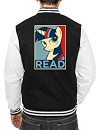 Read Pony College Vest Negro Certified Freak