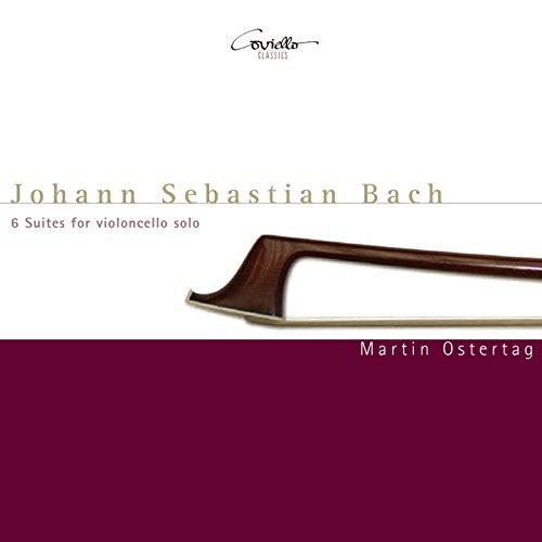 Johann Sebastian Bach: 6 Suites for Violoncello Solo, BWV 1007 - 1012