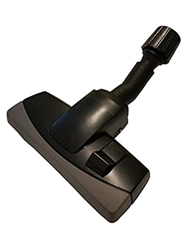 PREMIUM Bodendüse (umschaltbar) für Bau Meister-Sauger mit Möbelschutz Staubsauger Düse für Teppich + Parkett