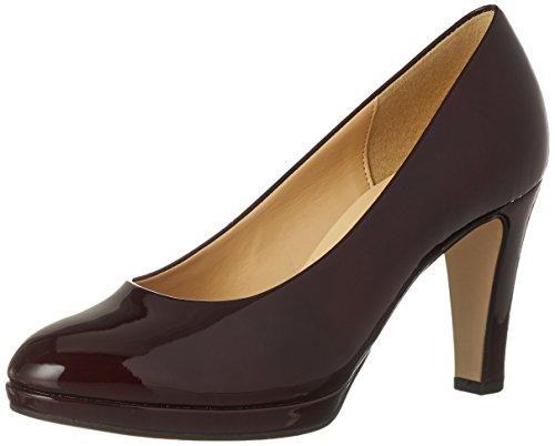 Gabor Shoes Damen Fashion Pumps, Rot (71 Merlot), 38 EU