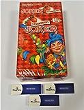 JOKER Brand 1–1/2Größe besten Geschmack Zigarette Papier in 'Erdbeere' Geschmack–24Heftchen