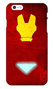 The Fappy Store Iron-Man-Avengers Printed Back CoverCase For Iphone 6S Plus