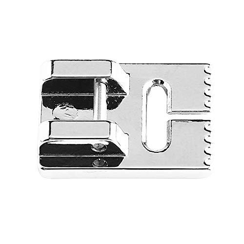 Nähfuß mit 9 Nuten für Haushalt Elektrische Nähmaschine Pintuck(9 Grooves) Universal Groove Kit