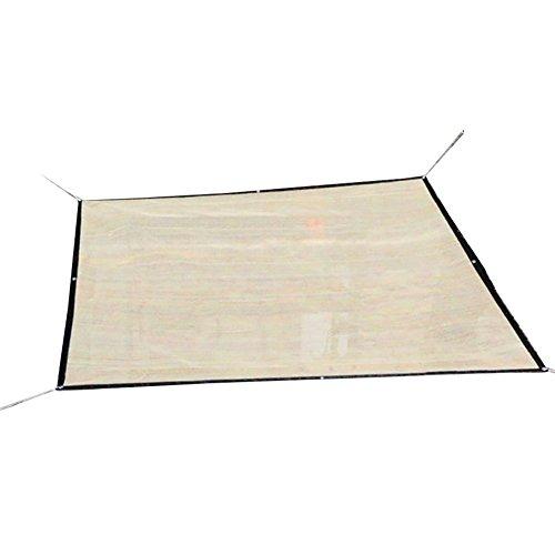 Zeltplane Schattierungs-Netz-Sonnenschutz-Isolierungs-Netz-Balkon-Sukkulenten-Verschalungs-Netz Anti-Altern LKW-Hallen-Abdeckung-100g / m² (größe : 2×3M)