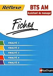 Fiches Réflexe - BTS Assistant de Manager