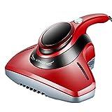 YONGMEI Staubstaubmilben UV-Reiniger für den Haushalt Handstaubsauger HEPA-Filtration und Sterilisation mit hohem Wirkungsgrad für EIN Matratzenkissen-Sofa Living Ware Möbel (Farbe : Red)