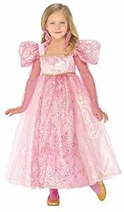 Rubies Doble Traje Glitter Princess Niños, S, it641165-s