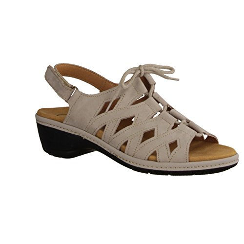 slowlies-417-zapatos-mujer-sandalia-comodo-relleno-suelto-beige-cuero-beige-beige-42-eu-beige