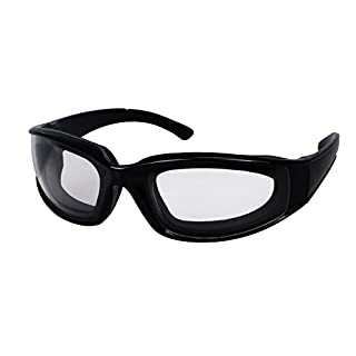 ANGGO Onion Goggles, Generic Professional Durable Tear Free Onion Goggles for Home and Kitchen Use