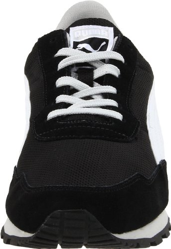 Puma Drift Cat Iii Fashion Sneaker Black/White/Gray/Violet