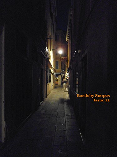 Bartleby Snopes Issue 12 (English Edition) -