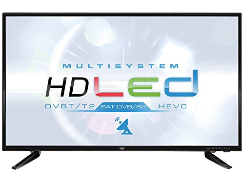 "TREVI LTV 3205 SAT TV 32"" LED HEVC SATELLITARE DVB-S2 NERO"