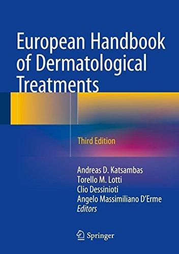 European Handbook of Dermatological Treatments (2015-06-01)