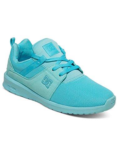 Mulheres Senhoras Dc Verde Sneaker Heathrow Sneakers x4xFw