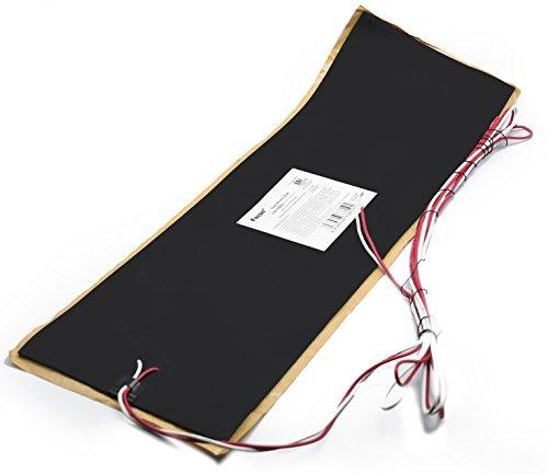 Facon 18.5cm x 63.5cm RV Camper remolque Depósito de agua calentador Pad de Control con termostato automático 12 V DC