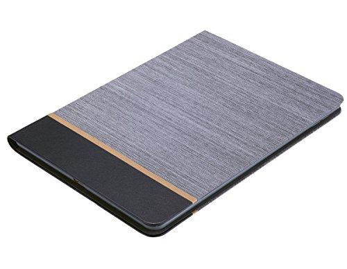 Torras caso di cuoio di vibrazione ultra-slim per iPad Air