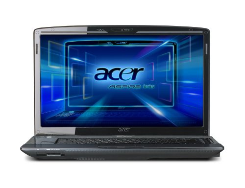 Acer Aspire 6935G 16-inch Laptop, Intel Core 2 Duo P8400, Vista Home Premium, 4GB RAM, 320GB HDD
