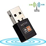 NETVIP Mini Wireless USB Adapters 600Mbit
