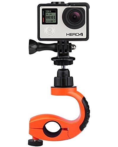 fosmon-360-degree-rotation-secure-fixed-clamp-bike-mount-with-tripod-adapter-for-gopro-hd-hero-1-2-3