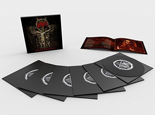 "Slayer: Repentless (6 X 6,66"" Vinyl Box) [Vinyl Single] (Vinyl)"