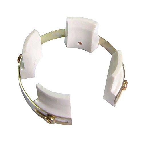Preisvergleich Produktbild JMP Plastik-Protektor Gabelsimmeringeintreiber Protektor 48-54mm sz 3 Stück 4043