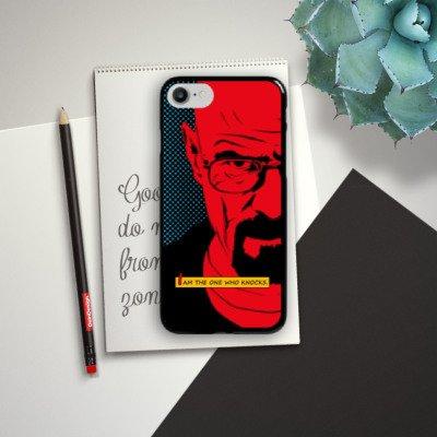 Apple iPhone 6s Hülle Case Handyhülle Walter White Breaking Bad Heisenberg Hard Case schwarz