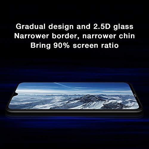 Xiaomi Redmi Note 8 Smartphone, 4GB 128GB Mobilephone, Pantalla Completa de 6.3
