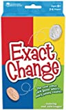 Learning Resources Exact Change Coin Value Card Game