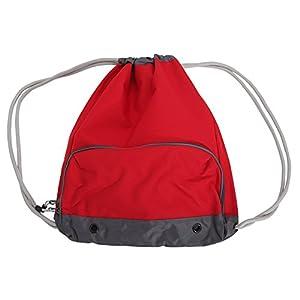 41E%2BES1g5AL. SS300  - BagBase - Mochila/bolsa saco de cuerdas resistente al agua