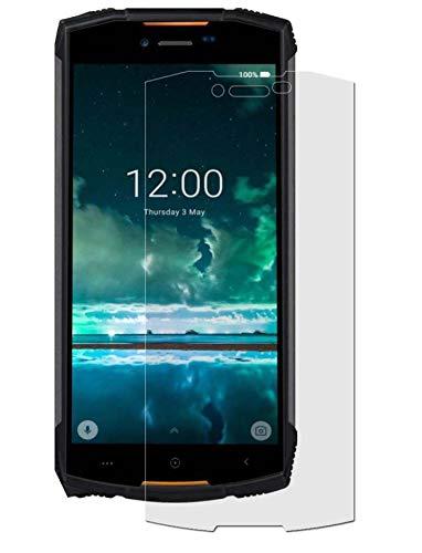 Bildschirmschutzfolie für Energizer Power Max P490S - (6 Stück) seidenmatte Premium Folie Antireflex - Antifingerprint - Schutz Folie - Schutzfolie