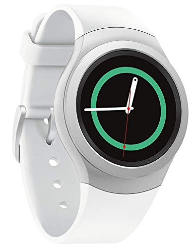 Samsung Smart Stainless Android Silver - Samsung Smart Watch Stainless Steel Band For Android & iOS,Silver - SM-R7200ZWAXAR