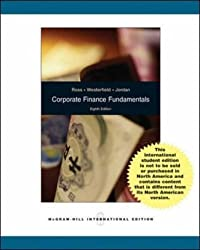 Corporate Finance Fundamentals ALT ISE by Stephen A. Ross (2007-10-01)
