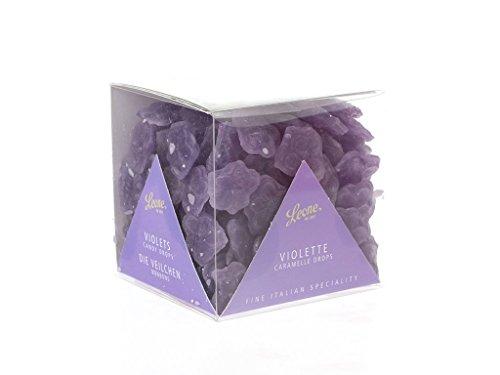Leone - Bonbons en forme de violette