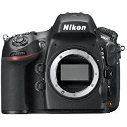 Nikon D800 Appareil photo numérique Reflex 36.2 Boîtier nu Noir (Reconditionné)