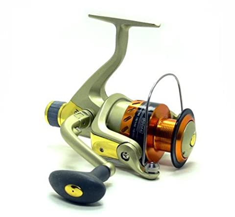 Red Man RA5000A 5 Ball Bearings Aluminum Spool Freshwater Spinning Reel FR109