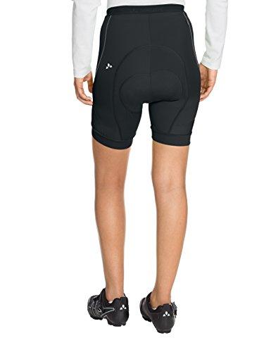 Vaude Hose Advanced II - Pantaloncini corti da donna Nero