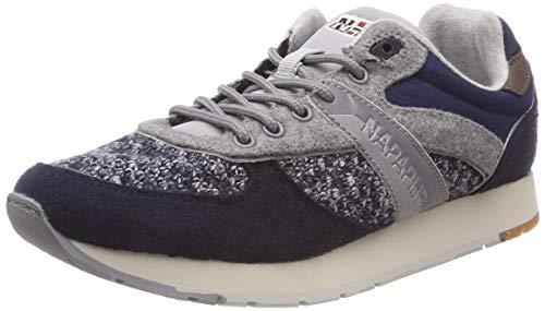 Napapijri Footwear Damen RABINA Sneaker, Blau (Multi Blue N656), 39 EU