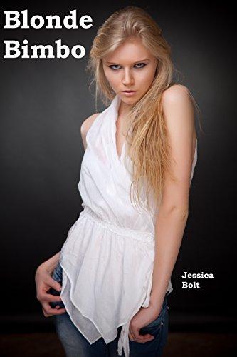 Blonde bimbo photo 3