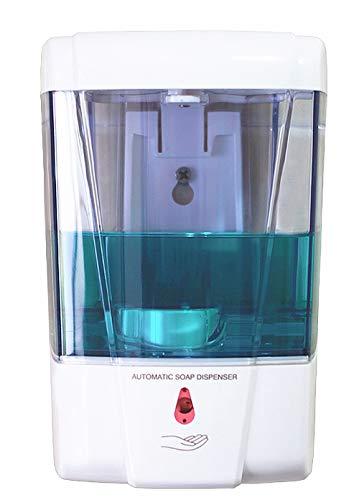 Swonuk 600ml Dispensador Jabon Automático Accesorios