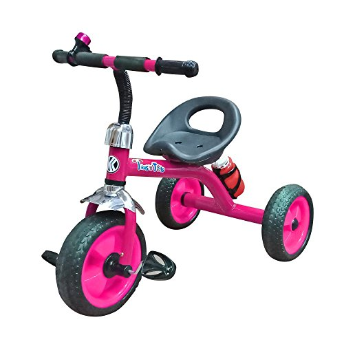 ZINIZONY -The Smart Play Tricycle for Kids / Baby (Pink)  available at amazon for Rs.1499