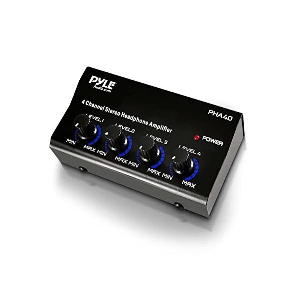 Pyle PHA40 amplificatore audio