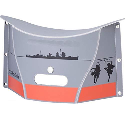 uhl, leicht zu lagern und zu tragen, kann im Innen- und Außenbereich verwendet Werden, ultraleichtes Material belegt Nicht den Raum 310 * 190 * 170mm HBJP ()