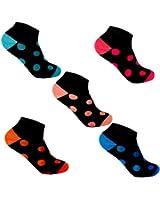 12 Paar Libella Bambus Damen Sneaker Socken Füßlinge EDS92228