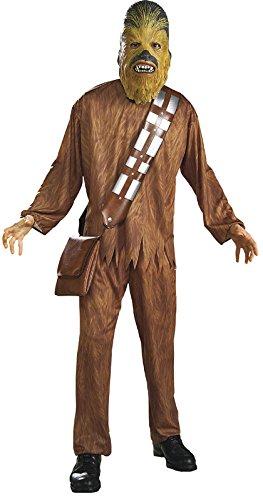 Imagen de disfraz de chewbacca para hombre