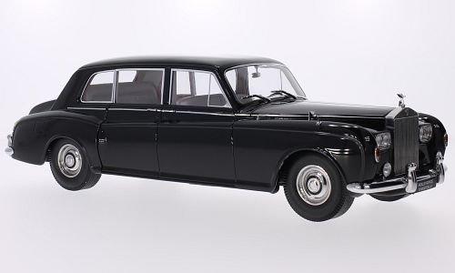 rolls-royce-phantom-v-mpw-schwarz-1964-modellauto-fertigmodell-paragon-118